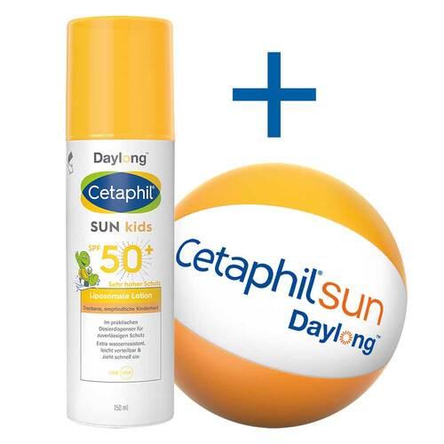 Cetaphil Sun Daylong Kids SPF 50 + liposomale Lot. - 1