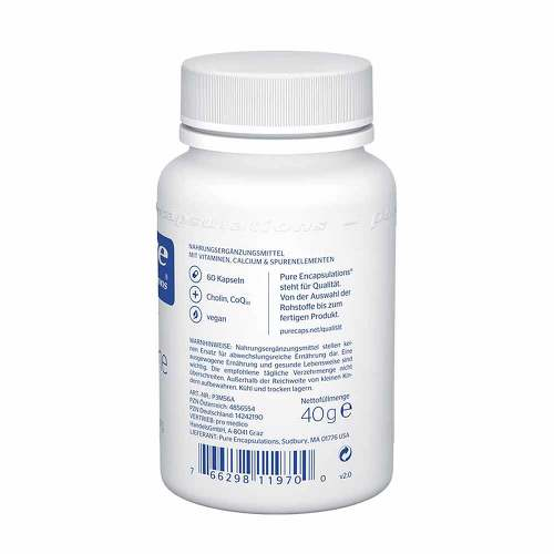 Pure Encapsulations all-in-one 50 + Kapseln - 2