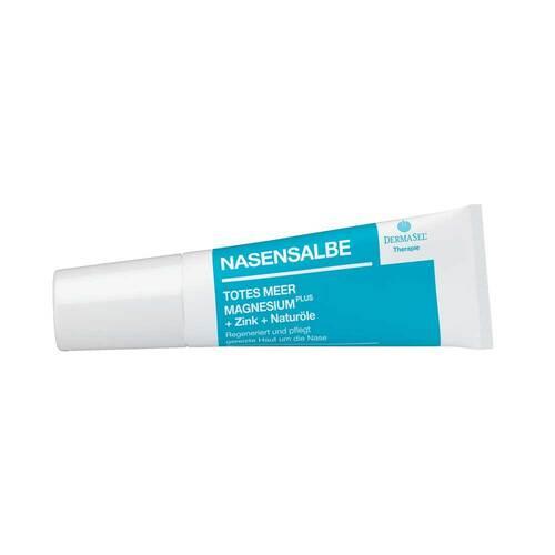 Dermasel Therapie Totes Meer Nasensalbe - 1