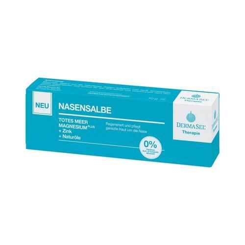 Dermasel Therapie Totes Meer Nasensalbe - 2