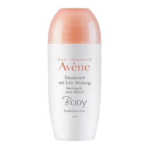 Avene Body Deodorant mit 24h Wirkung - 1