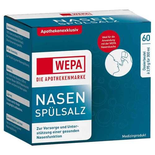 Wepa Nasenspülsalz - 1