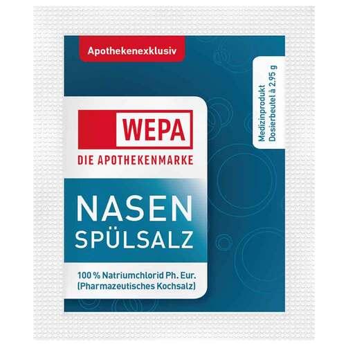 Wepa Nasenspülsalz - 2