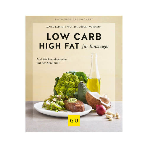 GU Low Carb High Fat Ratgeber - 1