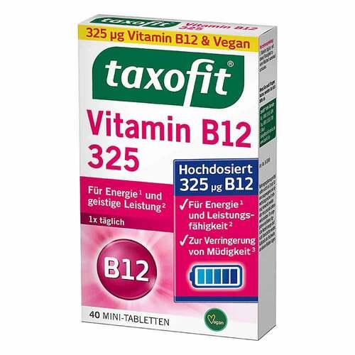 Taxofit Vitamin B12 Plus Tabletten - 1