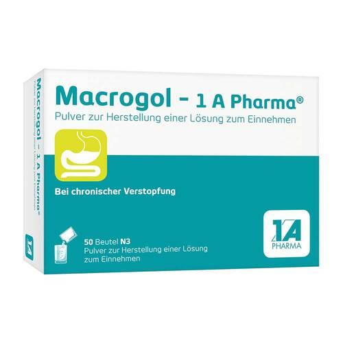 Macrogol-1A Pharma Pulver zur Her.e.Lösung zum Einnehmen - 1
