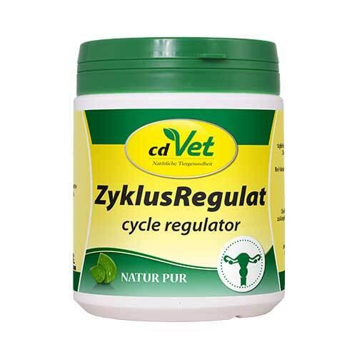 Zyklusregulat Ergänzungsfutterm.Pulver für Hunde - 1