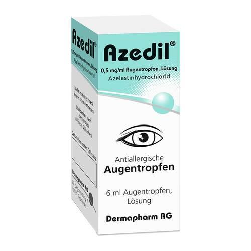 Azedil 0,5 mg / ml Augentropfen Lösung - 2
