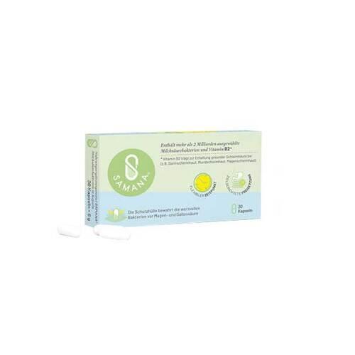 Samana Milchsäurebakterien in Kapseln - 1