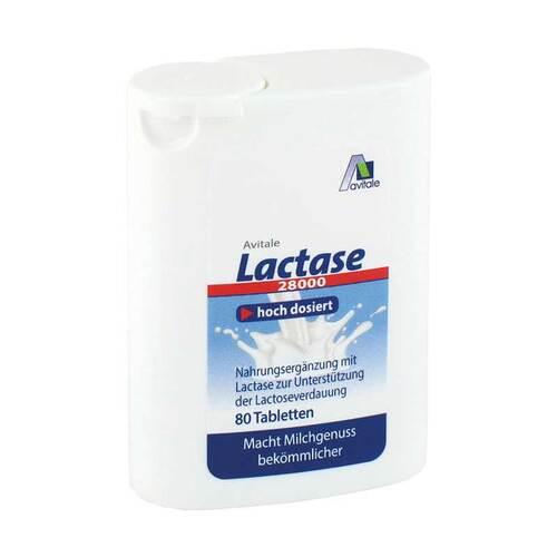Lactase 28.000 FCC Tabletten im Spender - 3