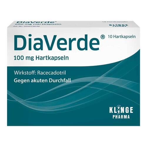 Diaverde 100 mg Hartkapseln - 1