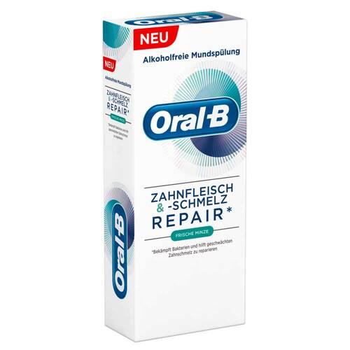 ORAL B Zahnfleisch & -schmelz Mundspül.ext.frisch - 1