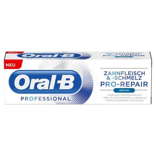ORAL B Professional Zahnfleisch & -schmelz Zahncreme  - 1