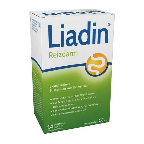 Liadin Reizdarm Sachets Suspension - 1