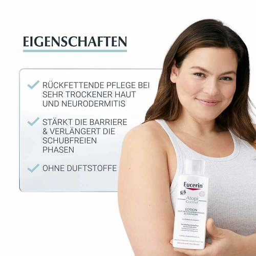 Eucerin AtopiControl Lotion - 2