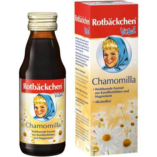 Rabenhorst Rotbäckchen Vital Chamomilla Saft - 1