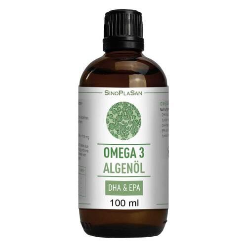 Omega-3 Algenöl DHA 300 mg + EPA 150 mg - 1