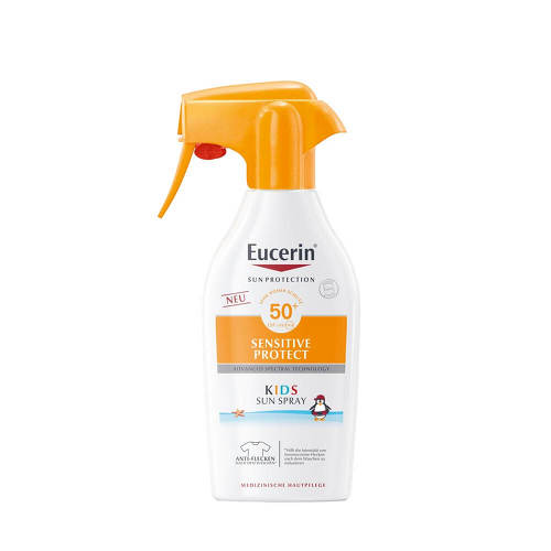 Eucerin Sun Kids Spray LSF 50 + Trigger - 1