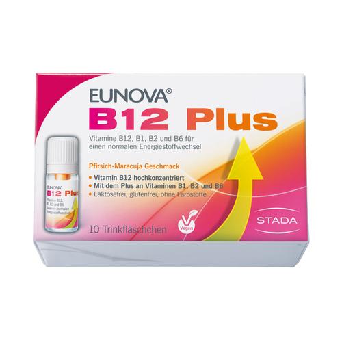 Eunova B12 Plus Lösung zum Einnehmen - 1