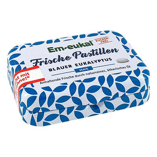 EM Eukal Frische Pastillen blauer Eukalypt.z.frei - 1