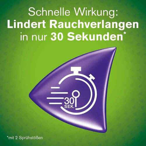 Nicorette Mint Spray 1 mg / Sprühstoß - 4