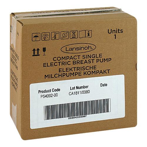 Lansinoh elektrische Milchpumpe Kompakt - 1