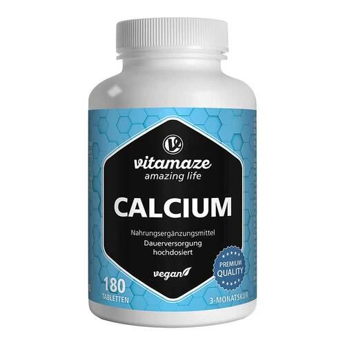 Calcium 400 mg vegan Tabletten - 1