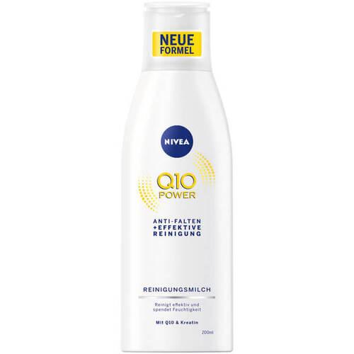 NIVEA Q10 Power Anti-Falten Reinigungsmilch - 1