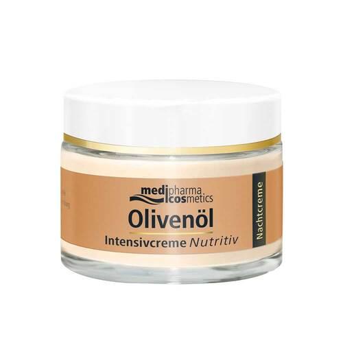 Olivenöl Intensivcreme Nutritiv Nachtcreme - 2