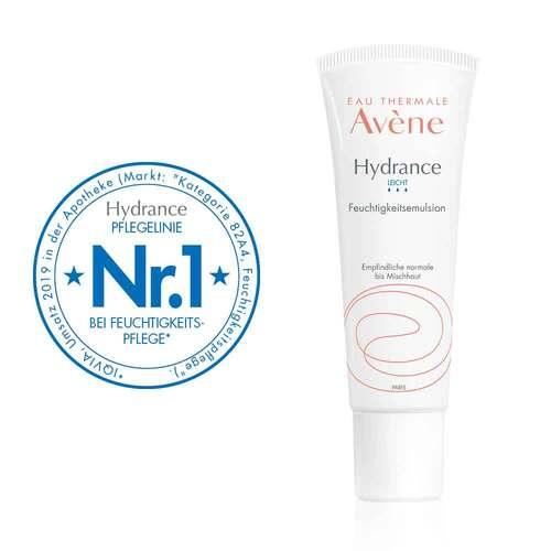 Avene Hydrance leicht Feuchtigkeitsemulsion - 2