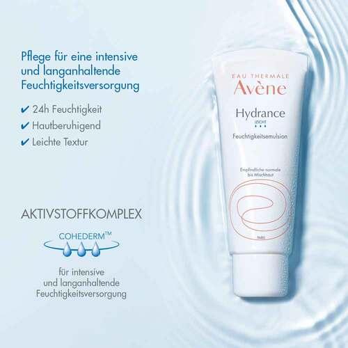 Avene Hydrance leicht Feuchtigkeitsemulsion - 3