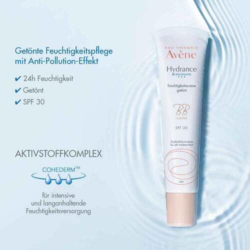 Avene Hydrance BB-reichhaltig Feuchtigkeitscreme getönt SPF 30                                      - 3