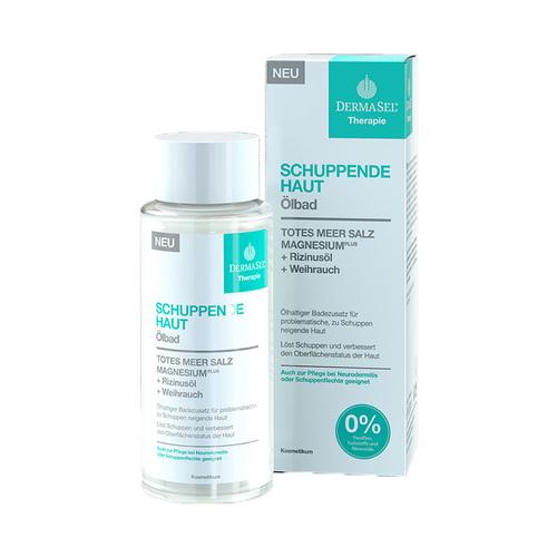 Dermasel Therapie Ölbad schuppende Haut - 1