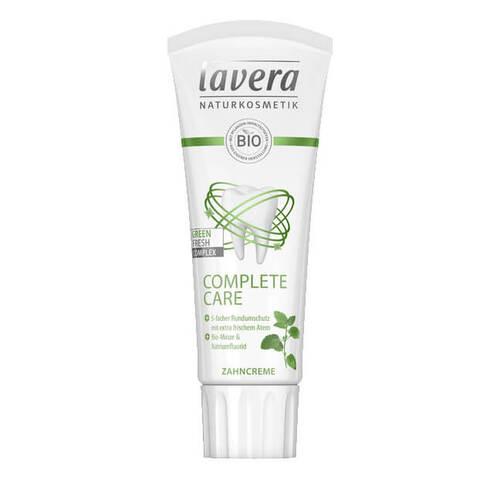 Lavera Zahncreme Complete Care mit Fluorid dt - 1
