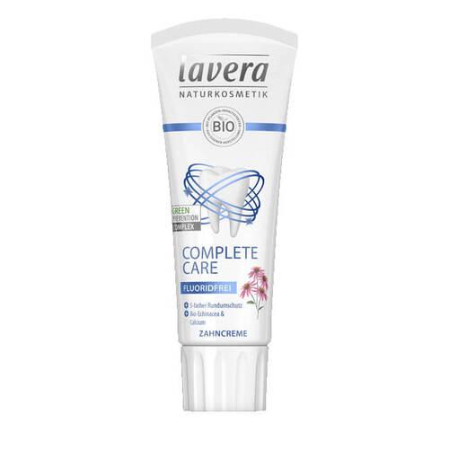 Lavera Zahncreme Complete Care fluoridfrei dt - 1