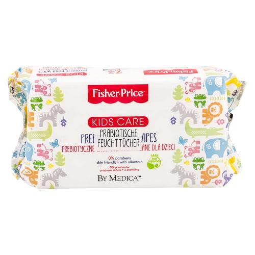 Fisher-Price Kids Care präbiotische Feuchttücher - 1