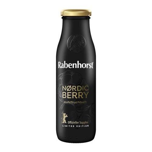 Rabenhorst Berlinale Nordic Berry Bio 2019 Saft - 1