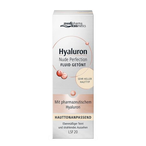 Hyaluron Nude Perfec.getönt.Fluid LSF 20 sehr hell - 2