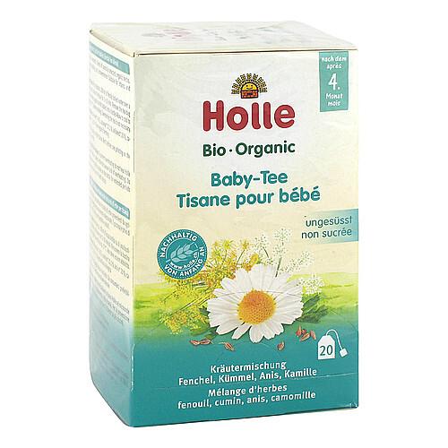 Holle Bio Baby-Tee Beutel - 1