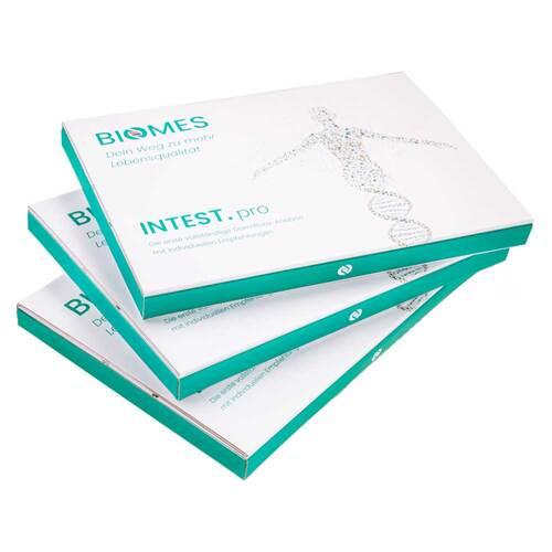 INTEST.pro Darmflora-Analyse Selbsttest Stuhlprobe - 2