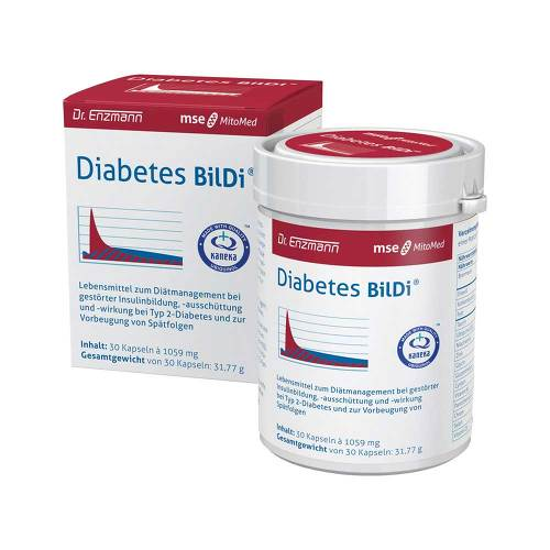 Diabetes Bildi Kapseln - 1