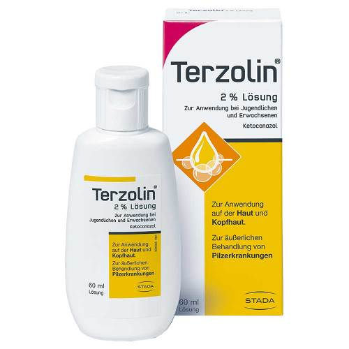 Terzolin 2% Lösung - 1