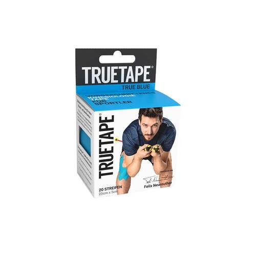 Truetape Athlete Edition Precut blau - 1