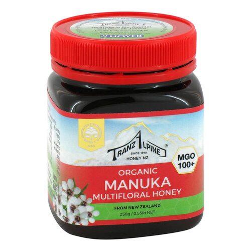 Bio Manuka Honig Mgo 100 + Tranzalpine - 1