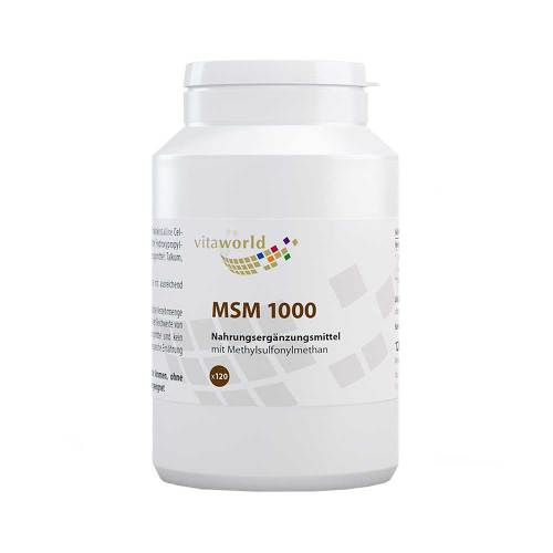 MSM 1000 Tabletten - 1