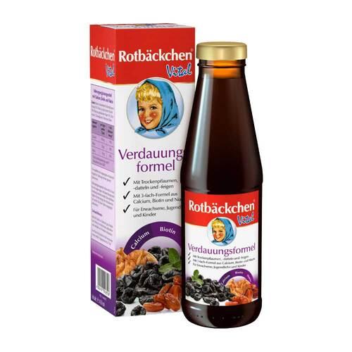 Rabenhorst Rotbäckchen Vital Verdauungsformel Saft - 1