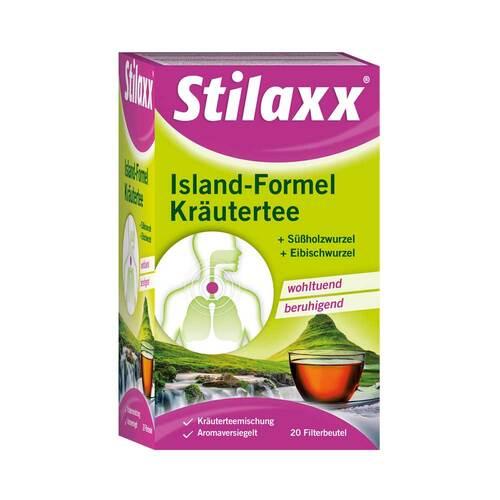 Stilaxx Island Formel Kräutertee Erwachsene - 1
