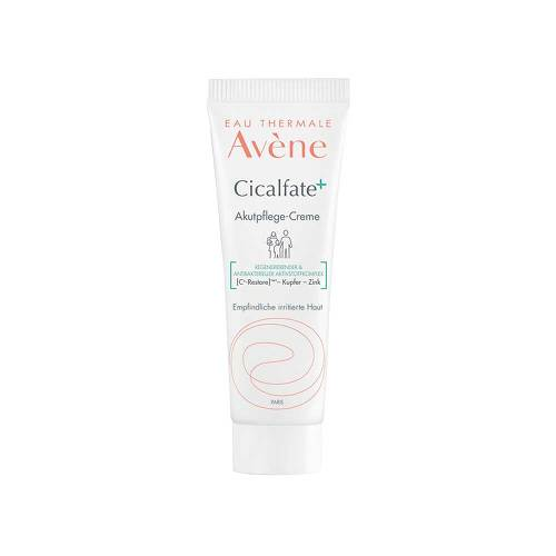 Avene Cicalfate + Akutpflege-Creme - 1