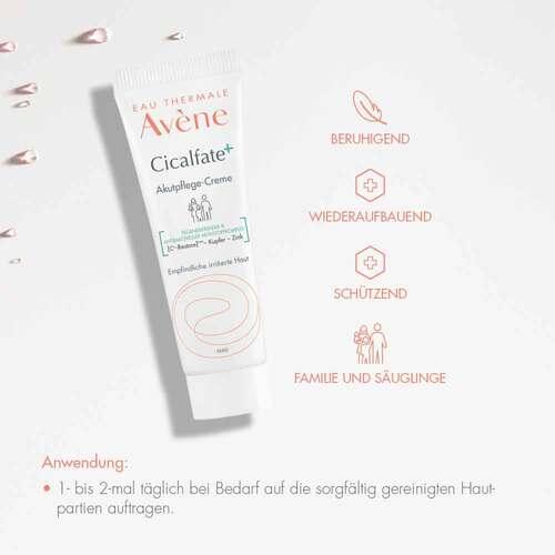 Avene Cicalfate + Akutpflege-Creme - 4