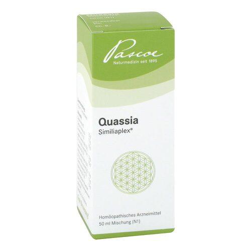Quassia Similiaplex Mischung - 1